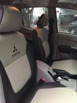 Bọc Ghế Da Ô Tô Mitsubishi Triton | Bọc Ghế Da Ô Tô Chuyên Nghiệp